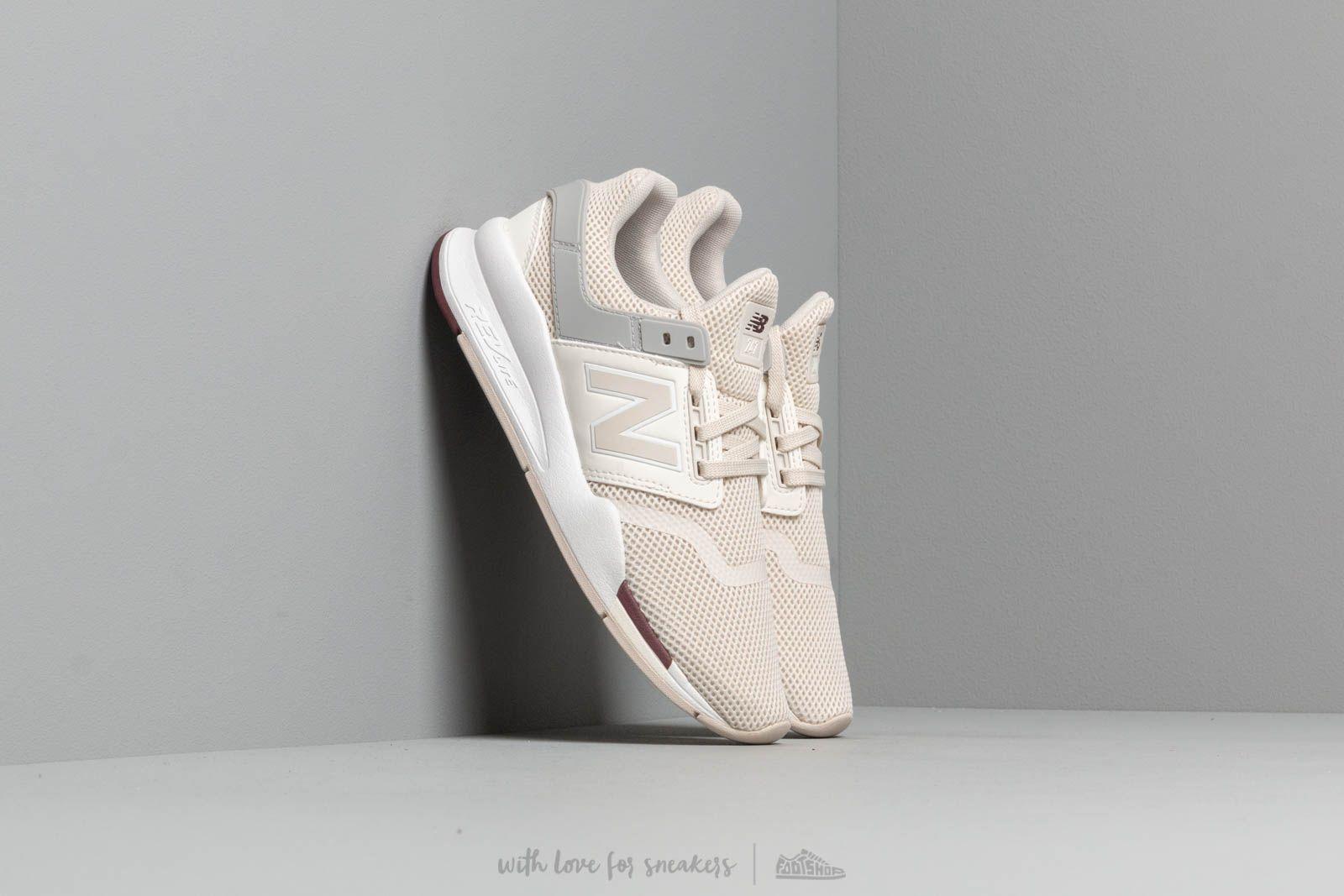 Dámské tenisky a boty New Balance 247 Beige/ White