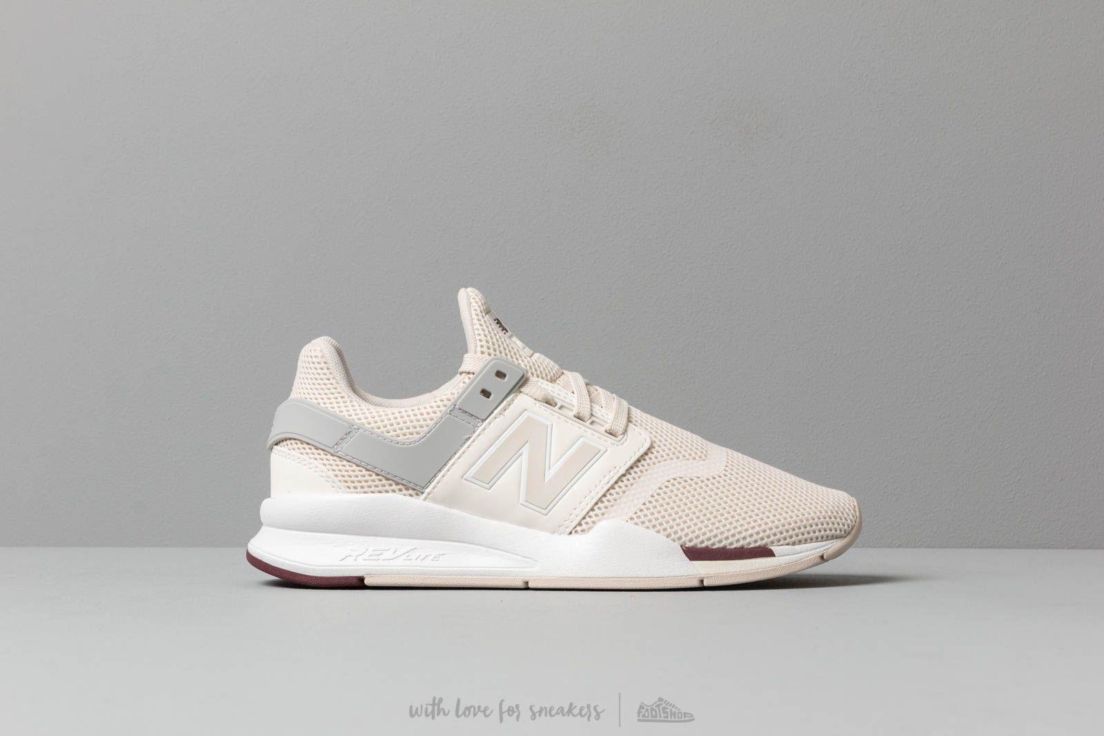 New Balance 247 Beige White | Footshop