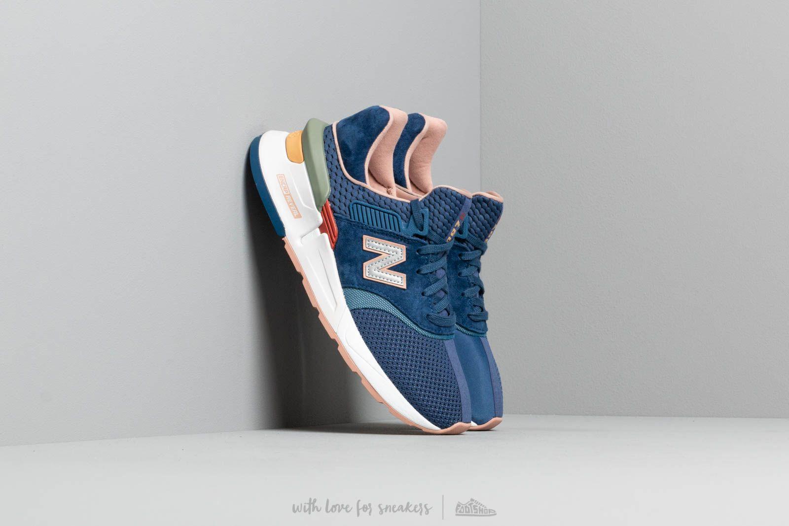 New Balance 997 Blue/ White/ Multicolor za skvělou cenu 3 590 Kč koupíte na Footshop.cz