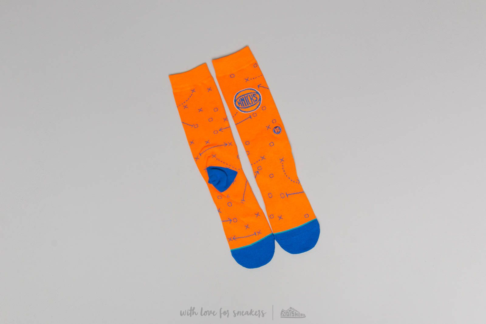 Stance Knicks Playbook Socks