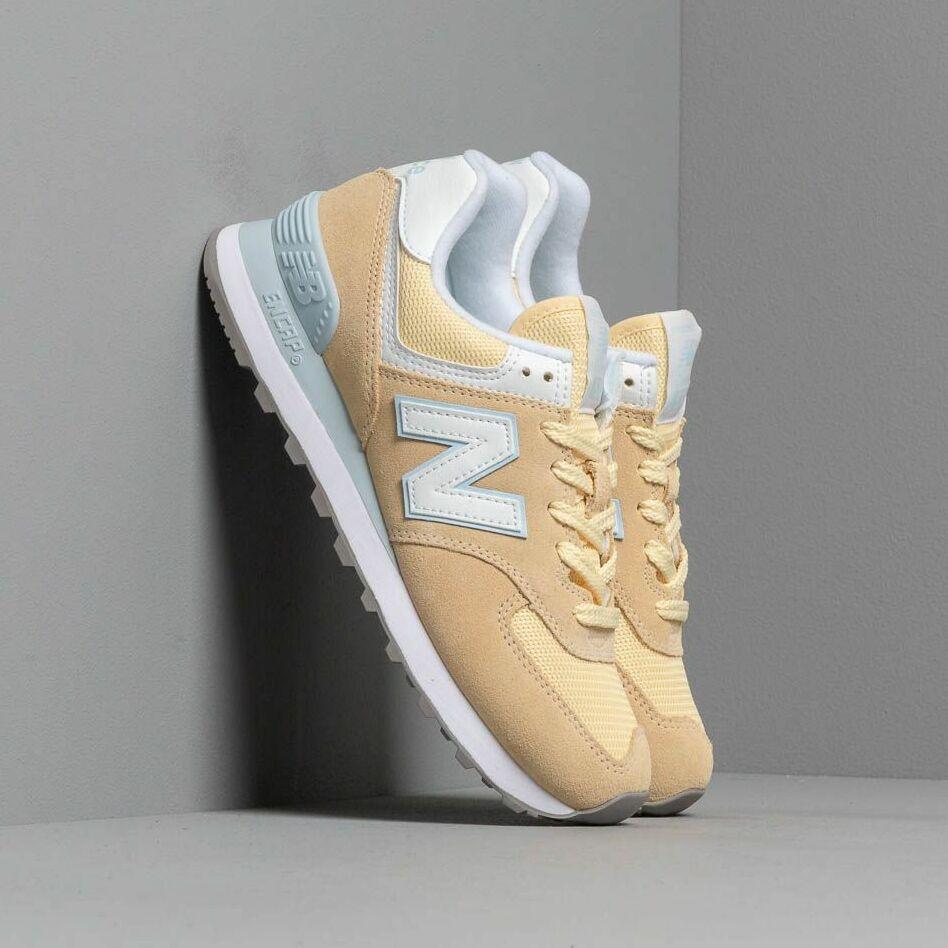 New Balance 574 Yellow/ White EUR 39