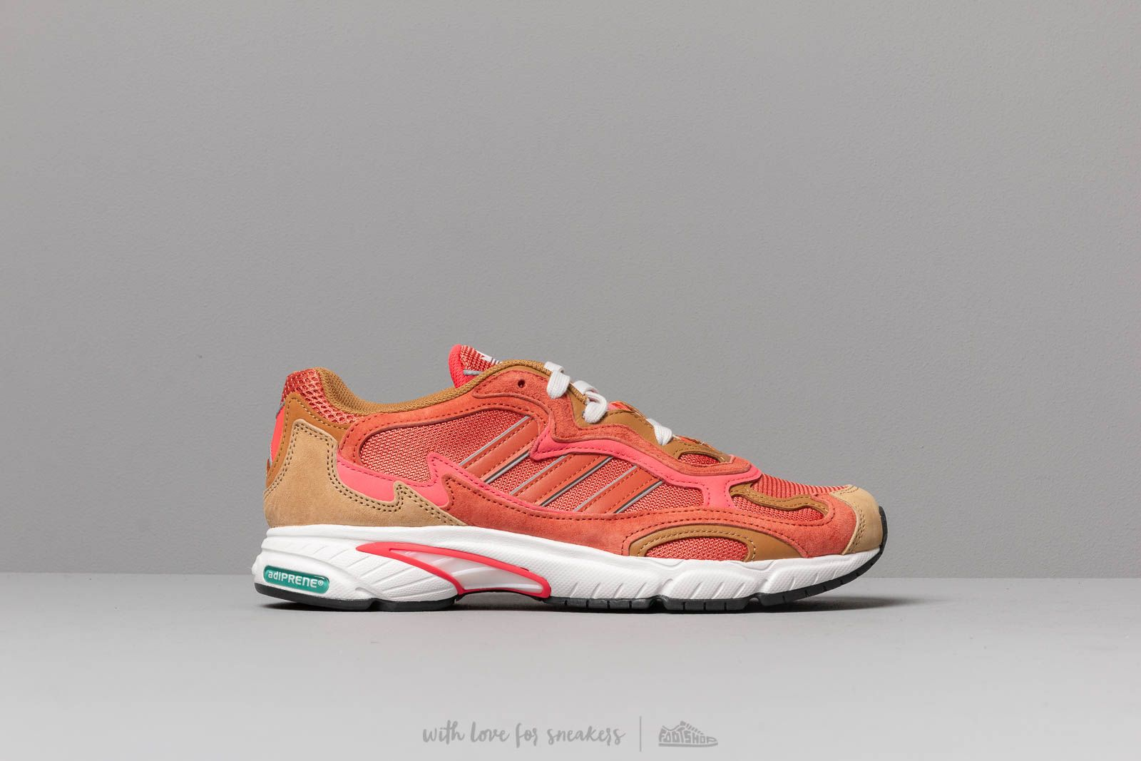 huge selection of 31230 fd136 adidas Temper Run Raw Amber Raw Amber Core Black at a great price 136