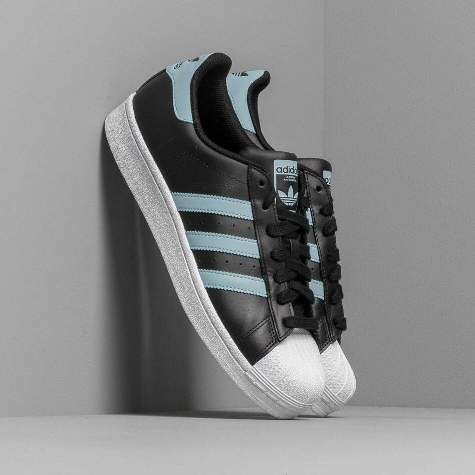 adidas Superstar Core Black/ Ash Grey/ Footwear White EUR 47 1/3