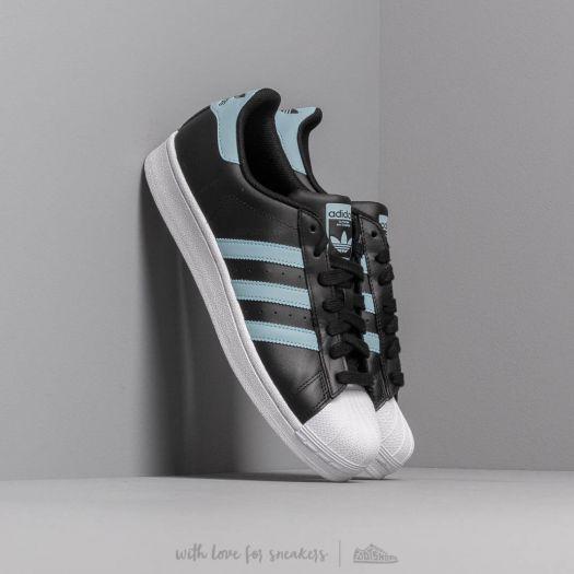 adidas Superstar Core Black Ash Grey Footwear White | Footshop