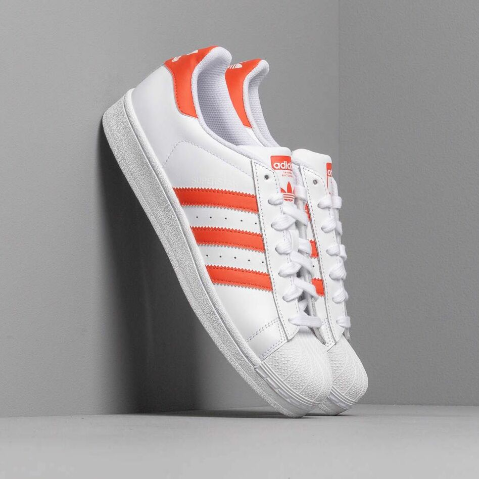 adidas Superstar Footwear White/ Raw Amber/ Footwear White EUR 44