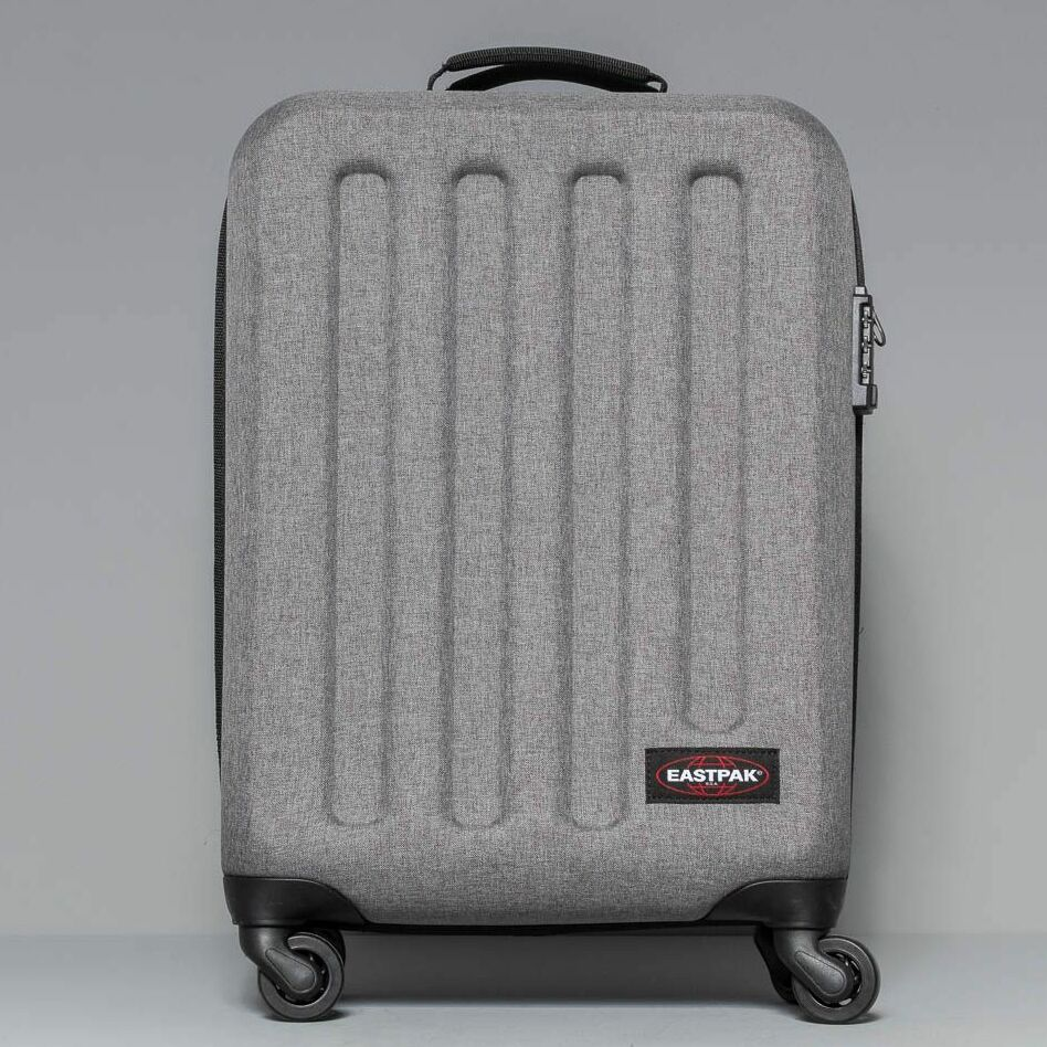 Eastpak Tranzshell Travel Luggage Sunday Grey