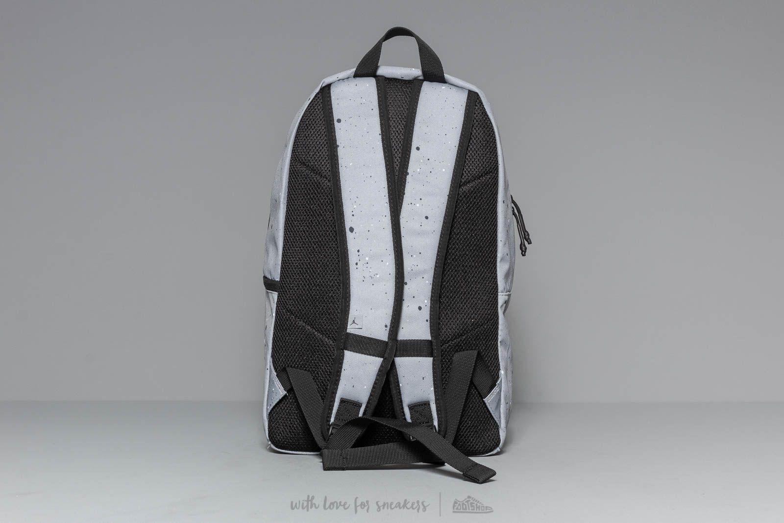 d96f530e0b Jordan Air Crossover Backpack Wolf Grey/ White au meilleur prix 44 €  Achetez sur Footshop