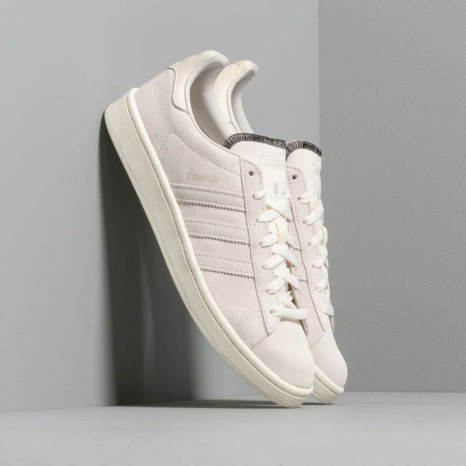 adidas Campus Raw White/ Off White/ Raw White EUR 44