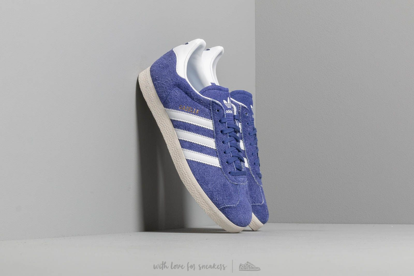 0f60cffb073 adidas Gazelle Active Blue  Ftw White  Off White at a great price £80