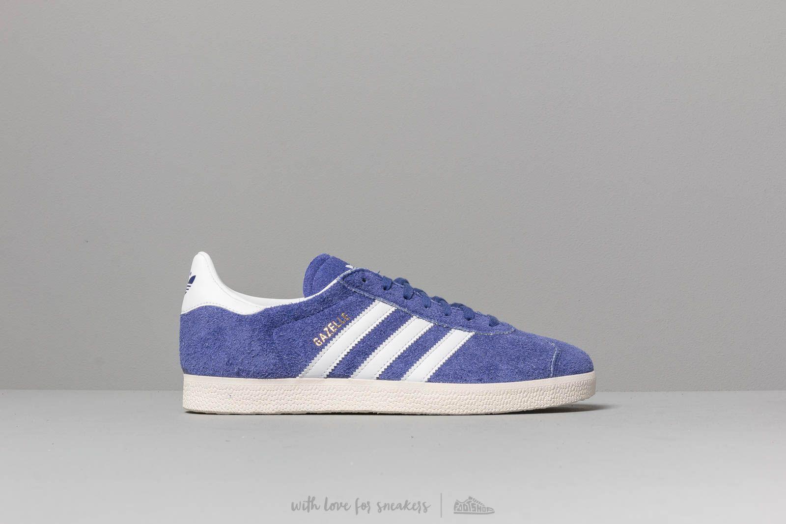adidas Gazelle Active Blue Ftw White Off White | Footshop