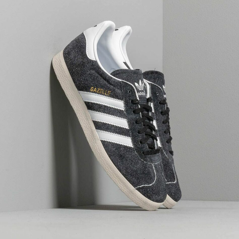 adidas Gazelle Core Black/ Ftw White/ Off White EUR 44 2/3