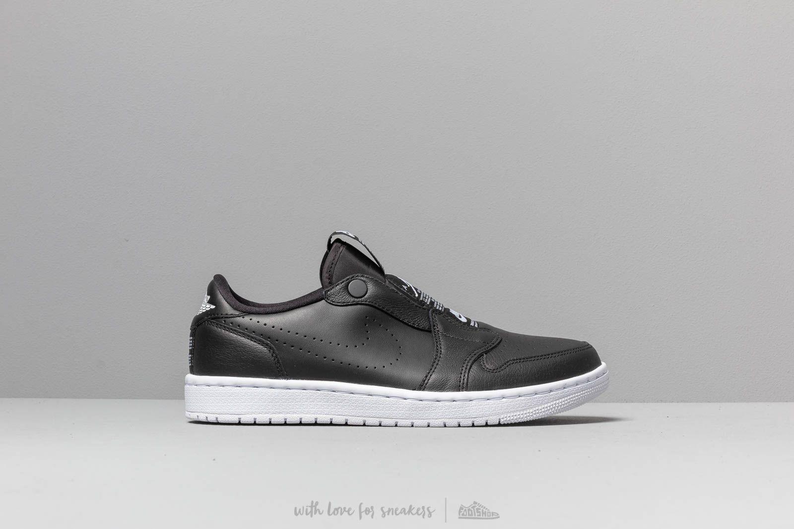 7bb513425 Air Jordan Wmns 1 Ret Low Slip Black  White at a great price 84 €