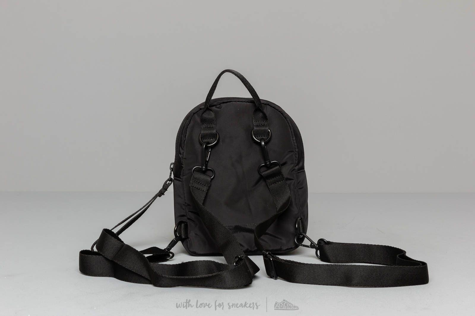 99bb66b4042 adidas Classic Mini Backpack Black | Footshop
