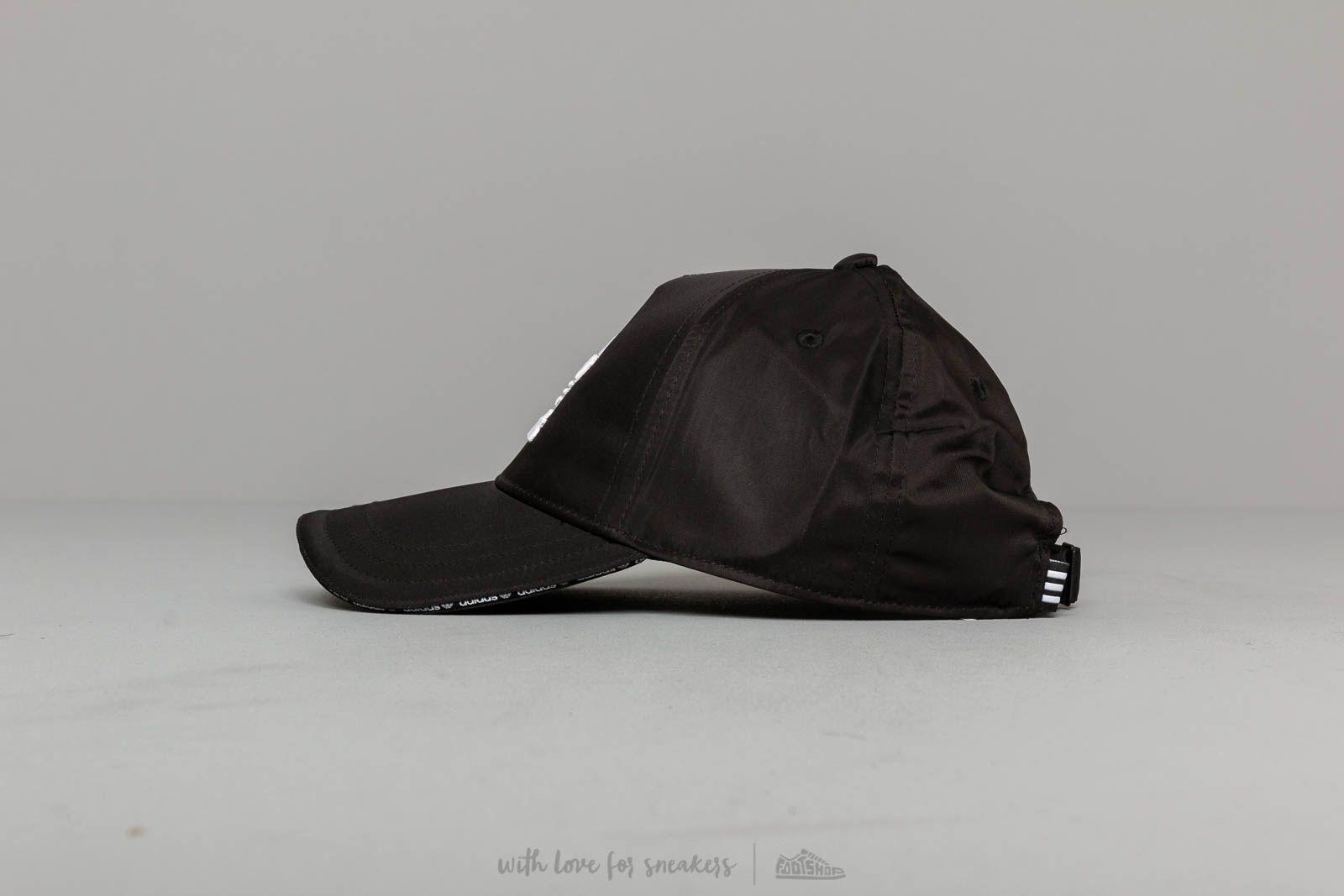 a1ec3a21fbd80 adidas Originals Cap Black a muy buen precio 24 € comprar en Footshop