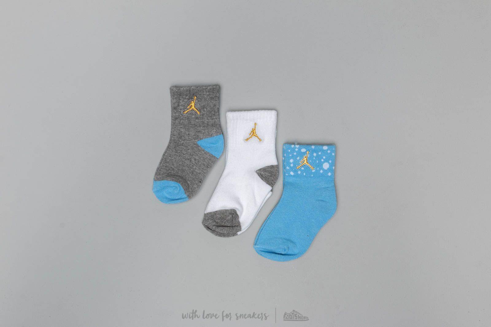 Jordan Grippy 3Pack Socks