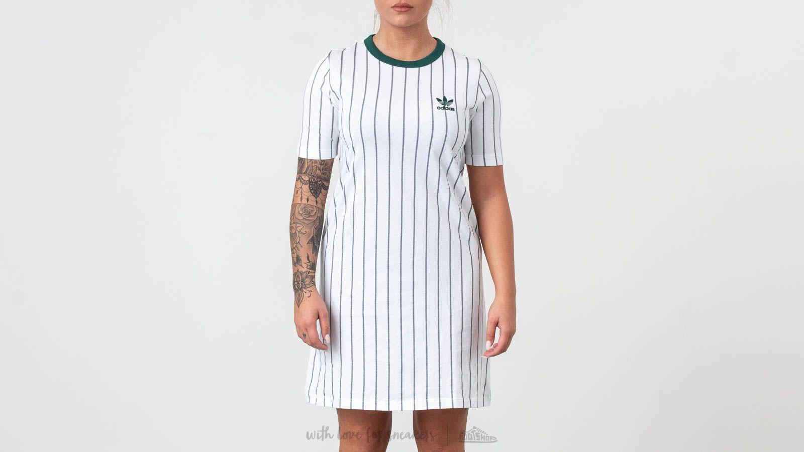 T-shirts adidas Tee Dress White
