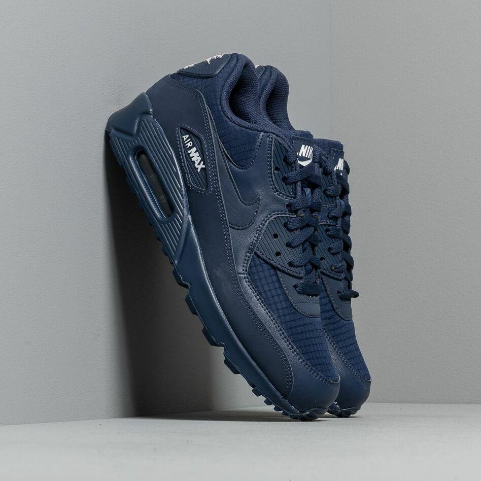 Nike Air Max 90 Essential Midnight Navy/ White EUR 45