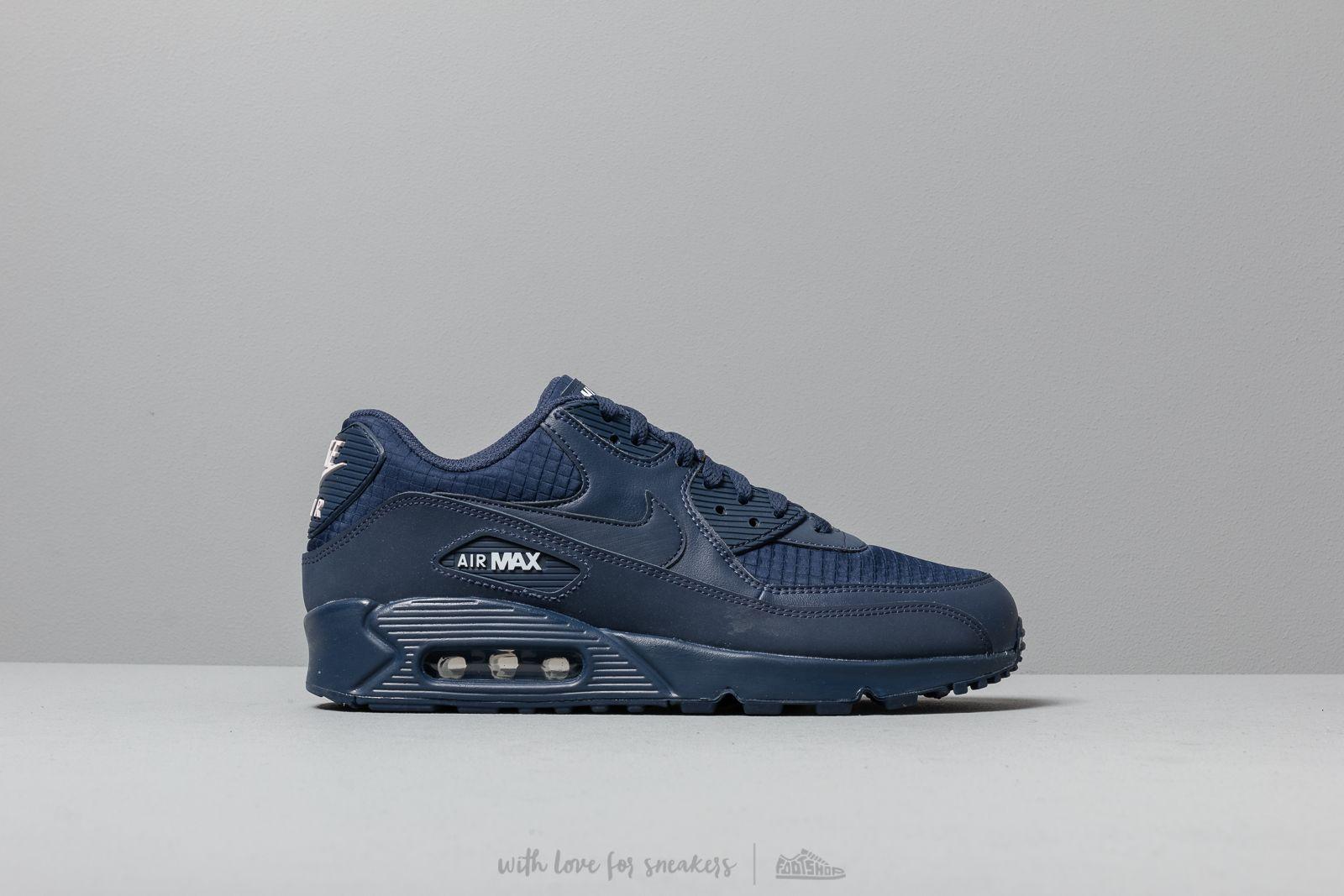 nike air max 90 essential blu