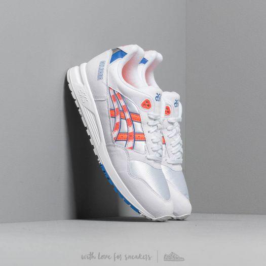 shoes Asics Gelsaga White/ Flash Coral