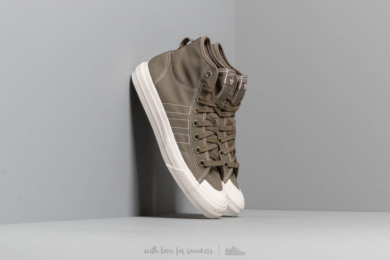 b678b6210d14 adidas Nizza Hi Rf Rawkha/ Off White/ Off White at a great price 2