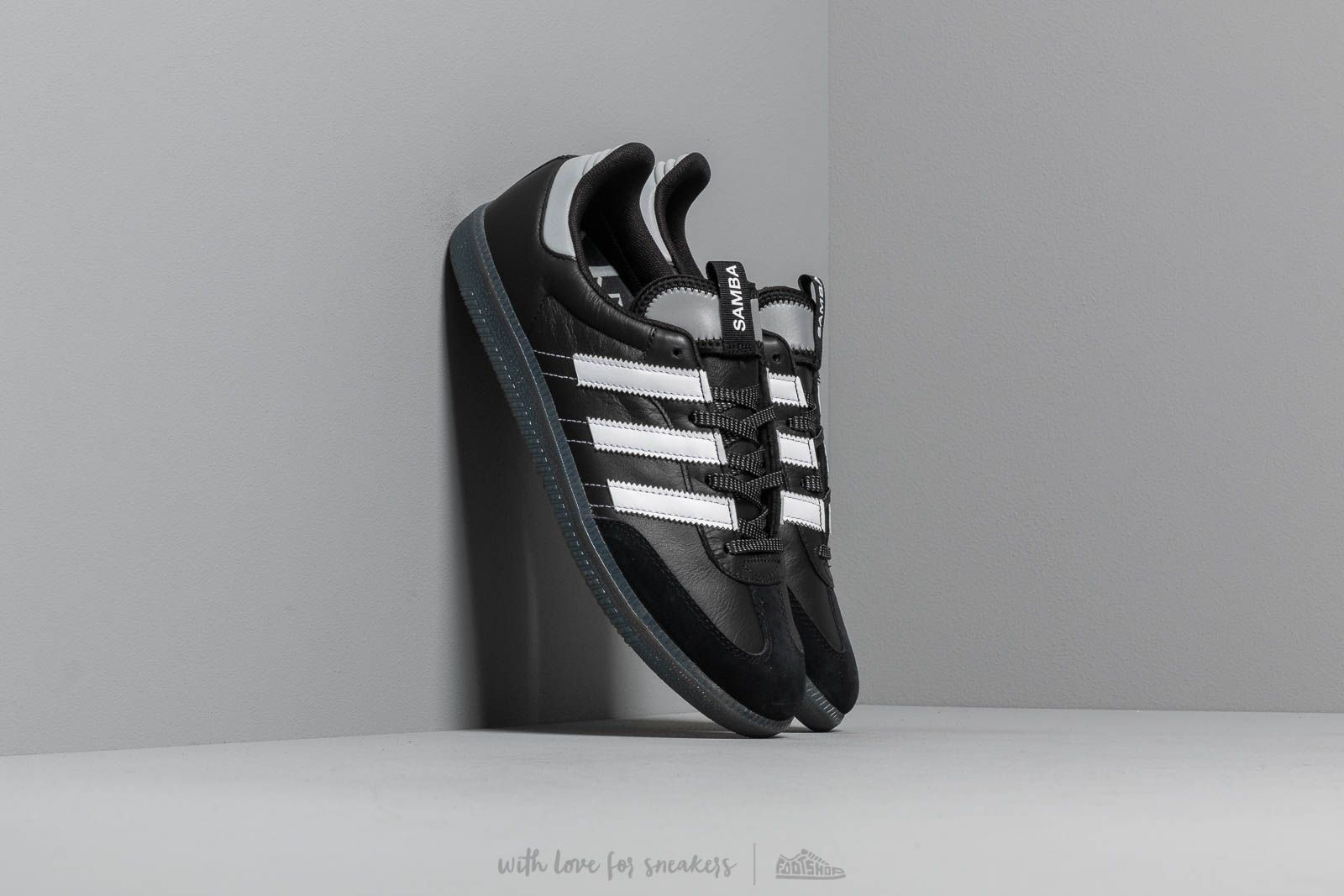 official photos 30c76 6fc74 adidas Samba Og Ms Core Black  Ftw White  Silvmt at a great price 114