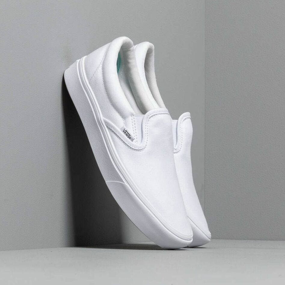 Vans ComfyCush Slip-On (Classic) True White/ True EUR 38