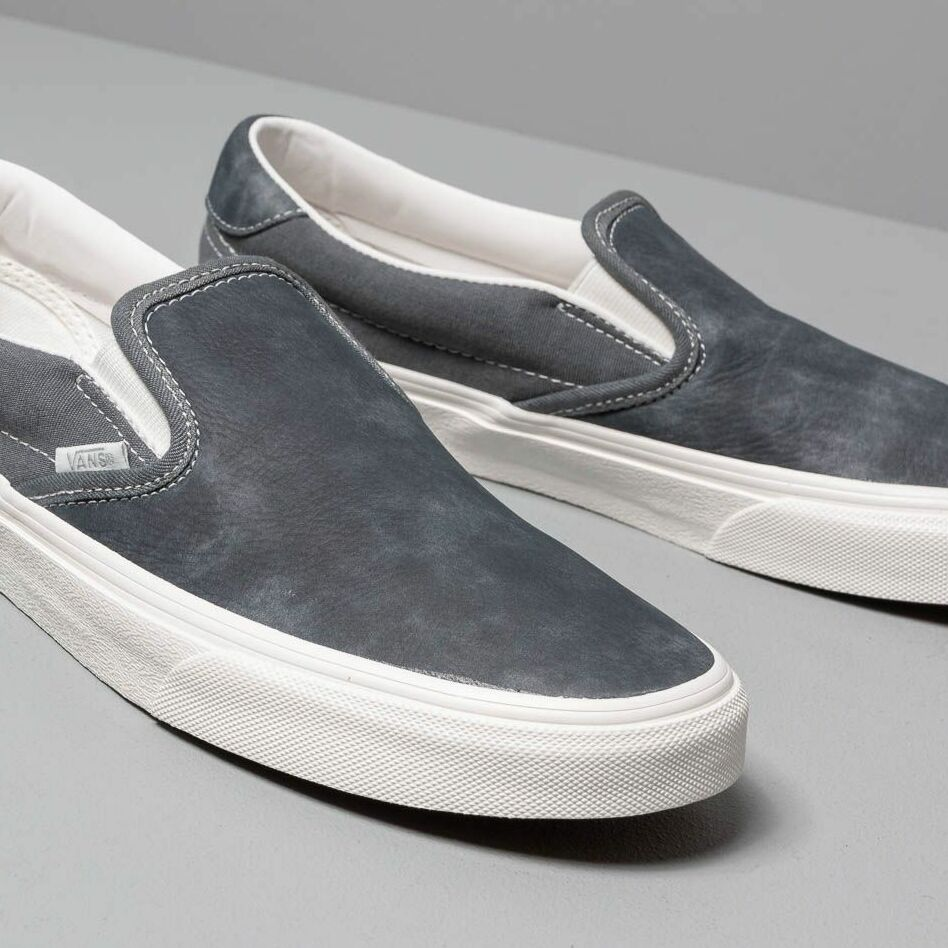 Vans Slip On 59 (Washed Nubuck Canvas) VN0A38GUVT01 Schuhe