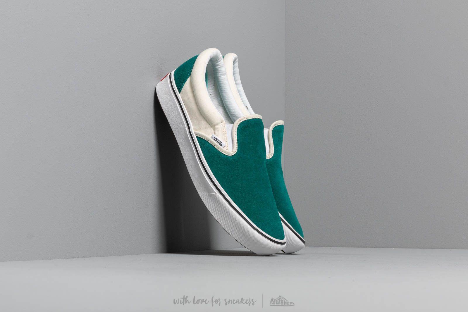 Vans ComfyCush Slip-On (Two Tone) Quetzal/ Classic za skvělou cenu 1 690 Kč koupíte na Footshop.cz