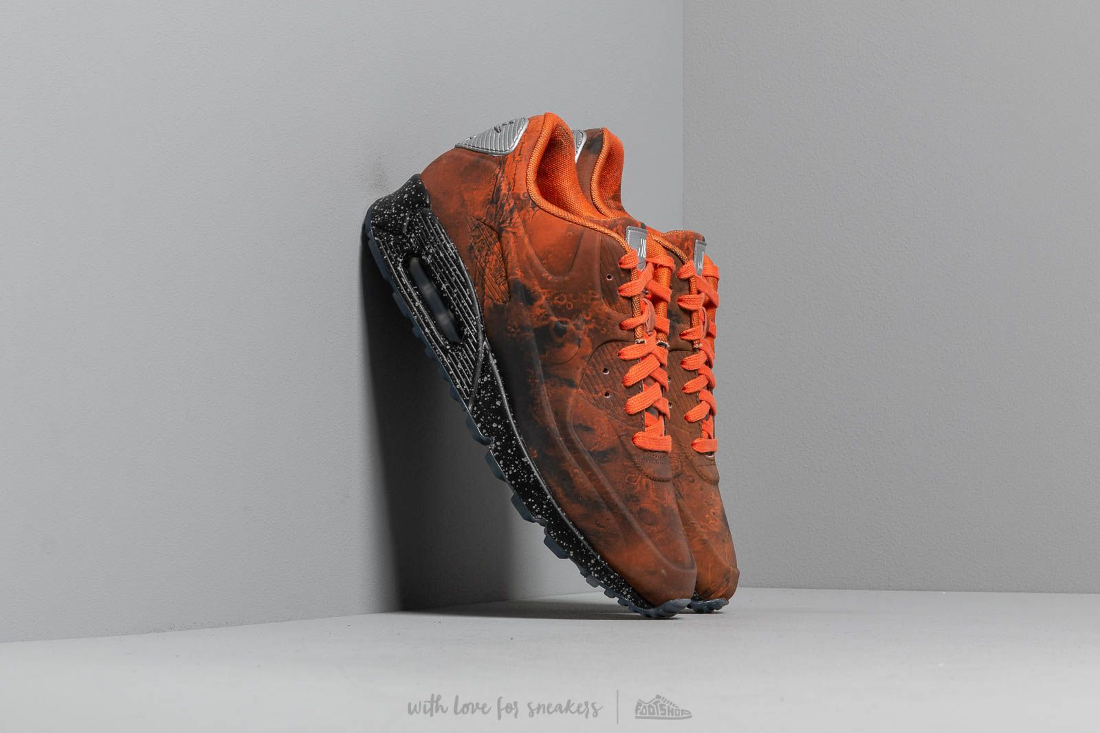 e7595d0d Nike Air Max 90 QS Mars Landing Mars Stone/ Magma Orange   Footshop