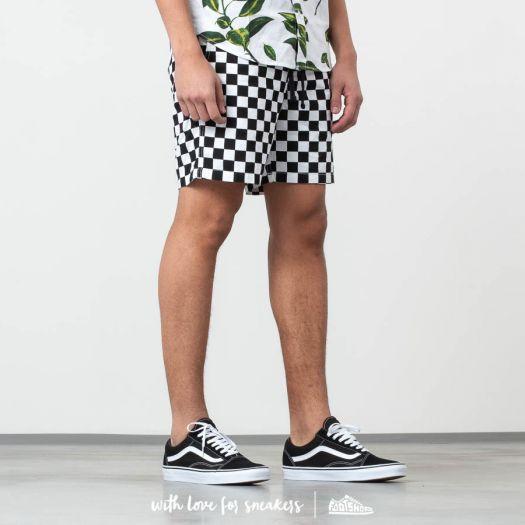 Vans Range Shorts 18 Checkerboard   Footshop
