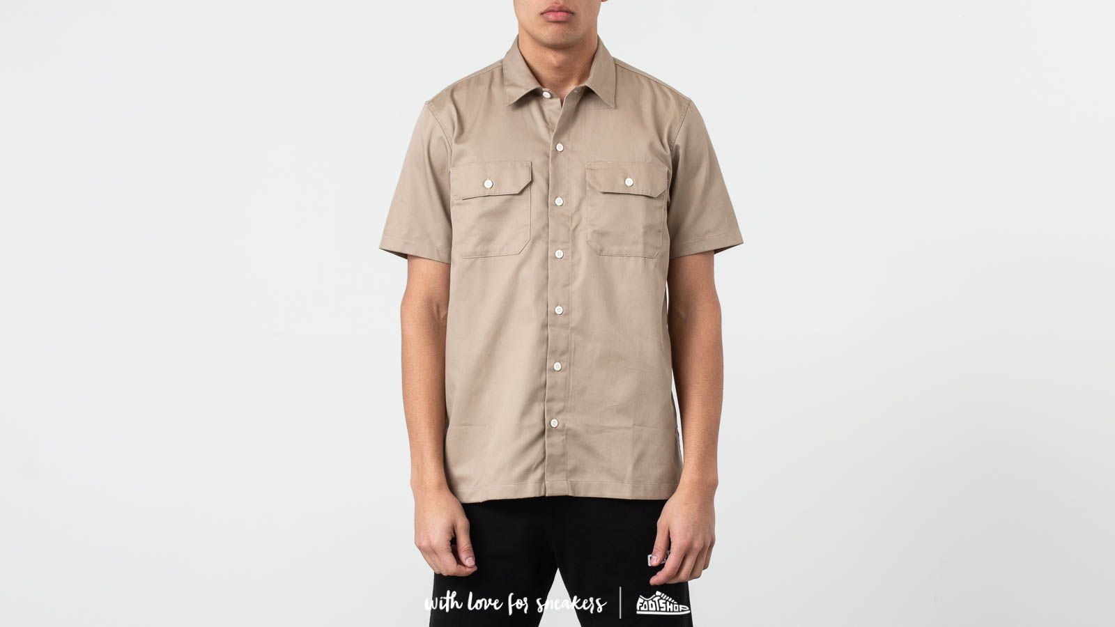 Carhartt WIP Master Shirt Wall Rinsed at a great price 57 € buy at Footshop