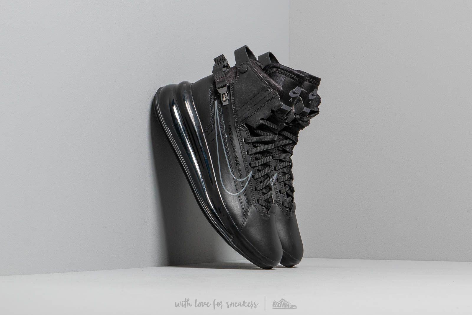 photos officielles 253e7 0f424 Nike Air Max 720 Saturn Black/ Dark Grey | Footshop