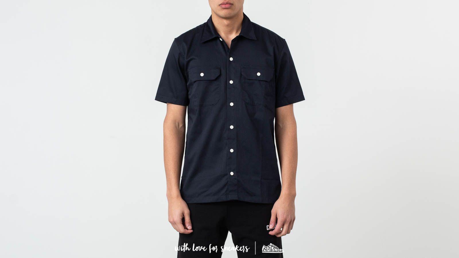 Carhartt WIP Master Shirt Dark Navy Rinsed at a great price 57 € buy at Footshop