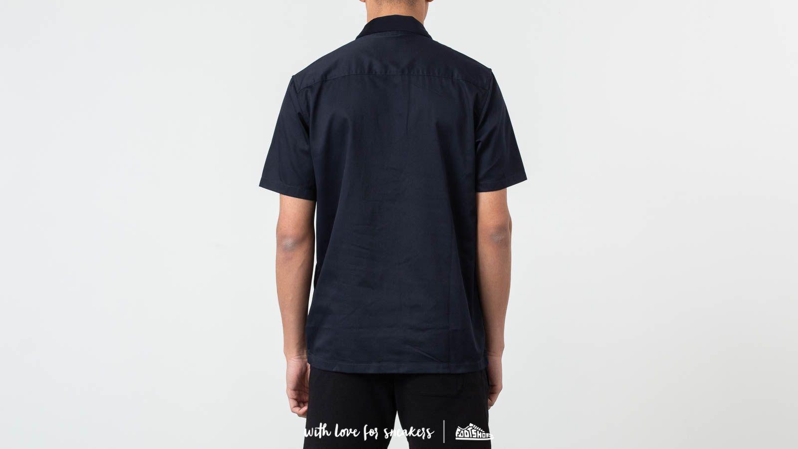 1fd30dfa21c Carhartt WIP Master Shirt Dark Navy Rinsed a muy buen precio 58 € comprar en  Footshop