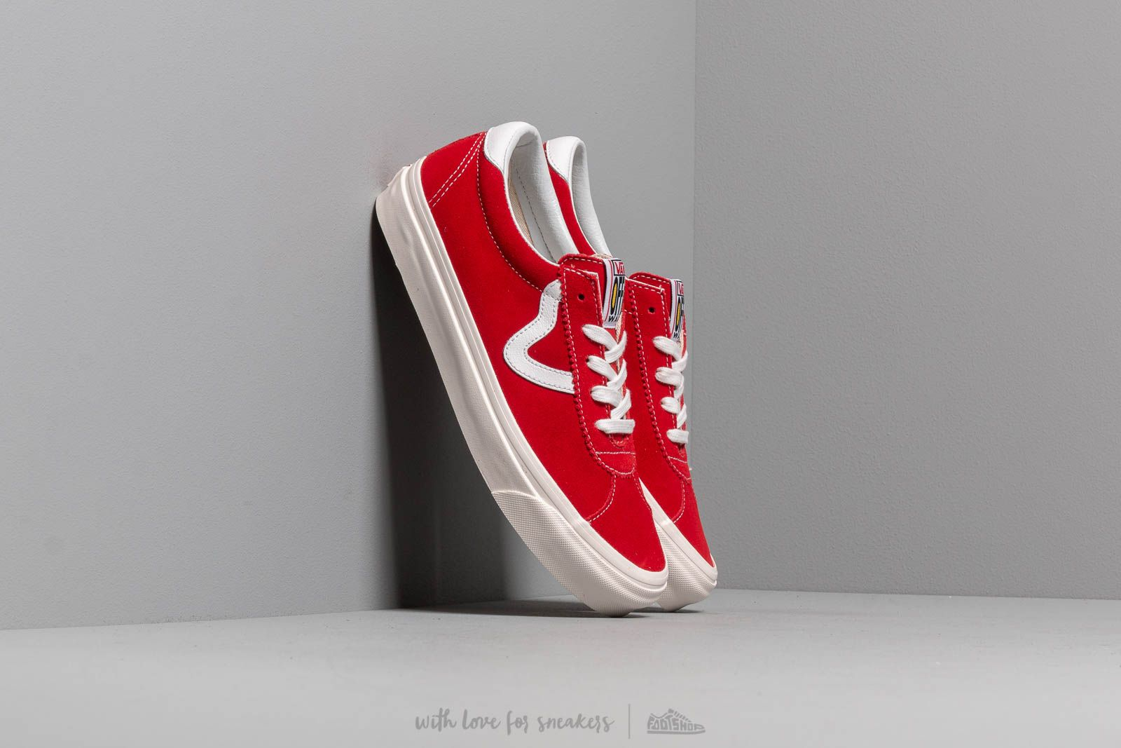 Ανδρικά παπούτσια Vans Style 73 DX (Anaheim Factory) Og Red/ White