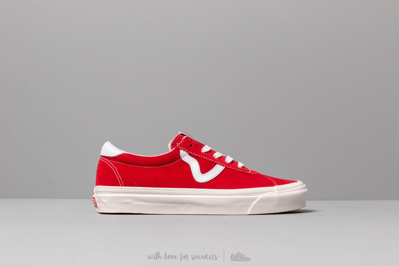 Vans Style 73 DX (Anaheim Factory) Og Red  White at a great price 6b9165c0b