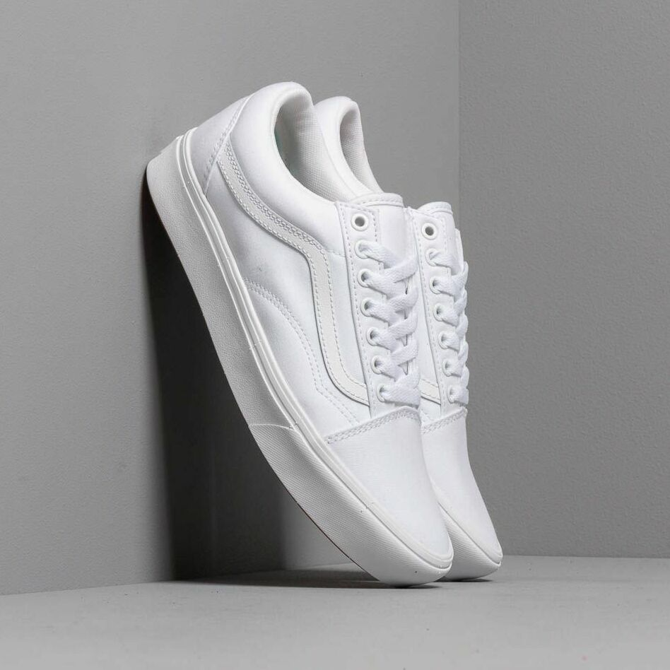Vans ComfyCush Old Skool (Classic) True White/ True EUR 42