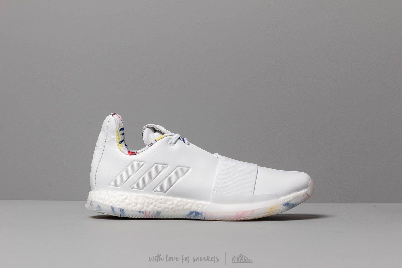 adidas Harden Vol. 3 Footwear White Footwear White Core Black | Footshop