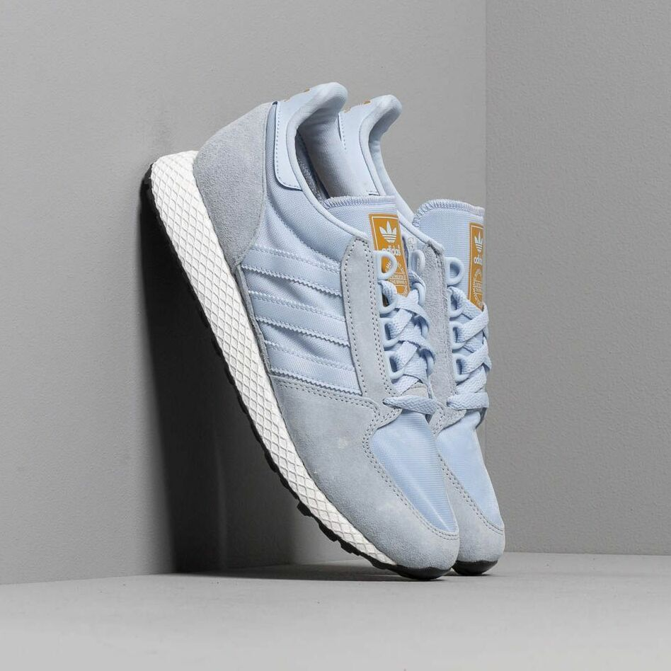 adidas Forest Grove W Periwinkle/ Periwinkle/ Raw Ochre EUR 37 1/3