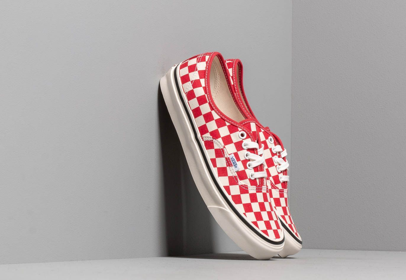 Vans Authentic 44 DX (Anaheim Factory) Og Red/ White EUR 44.5