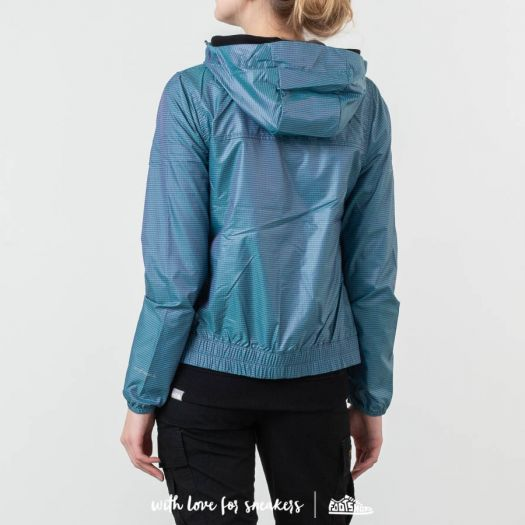 Dzsekik The North Face W Print Cyclone Jacket Iridescent