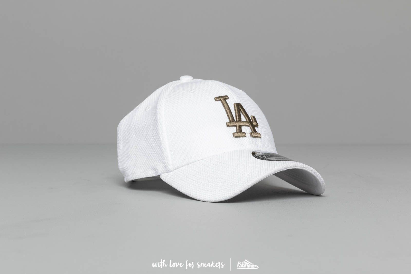 New Era 9Forty MLB Diamond Era Los Angeles Dodgers Cap White/ Olive za skvělou cenu 699 Kč koupíte na Footshop.cz
