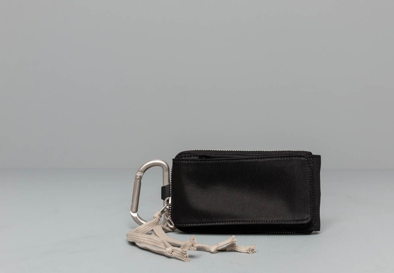 Rick Owens DRKSHDW ClipOn Wallet Black
