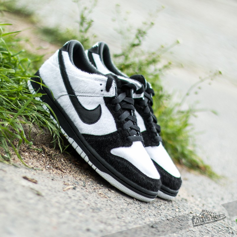 "brand new 5dfe0 dcdf8 Nike Dunk Low Premium QS (BG) ""Panda"" White/ Black 