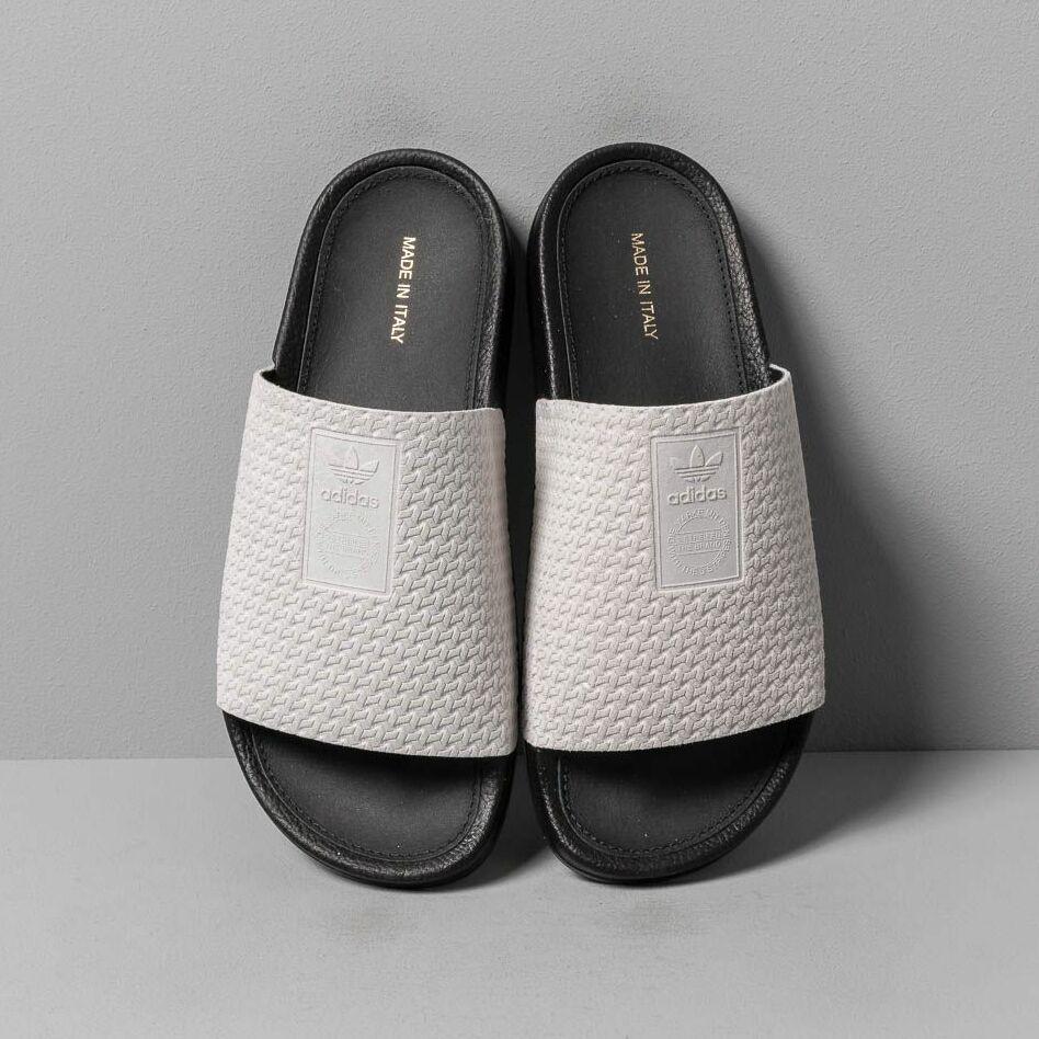 adidas Adilette Luxe W Grey Two/ Core Black/ Gold Metalic, Gray