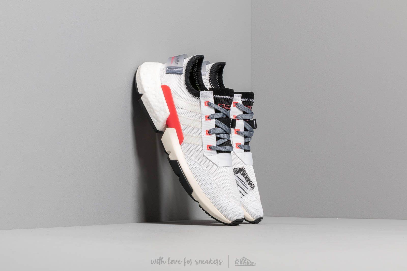 adidas POD-S3.1 Ftw White/ Ftw White/ Core Black za skvelú cenu 92 € kúpite na Footshop.sk