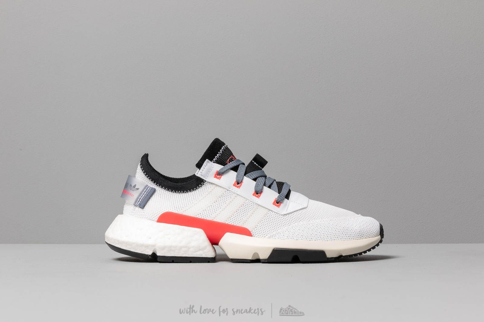 best deals on 39f1c 7b0db adidas POD-S3.1 Ftw White  Ftw White  Core Black at a