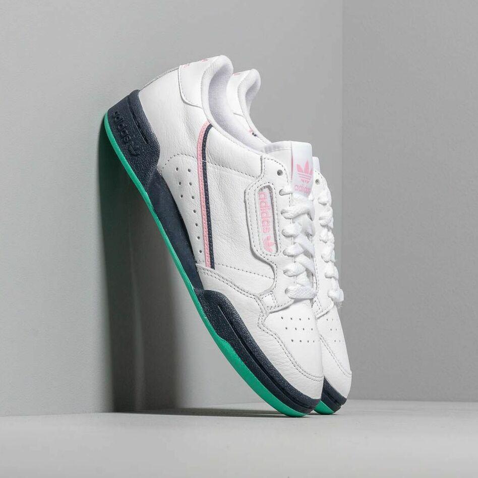 adidas Continental 80 W Ftw White/ True Pink/ Collegiate Navy EUR 41 1/3