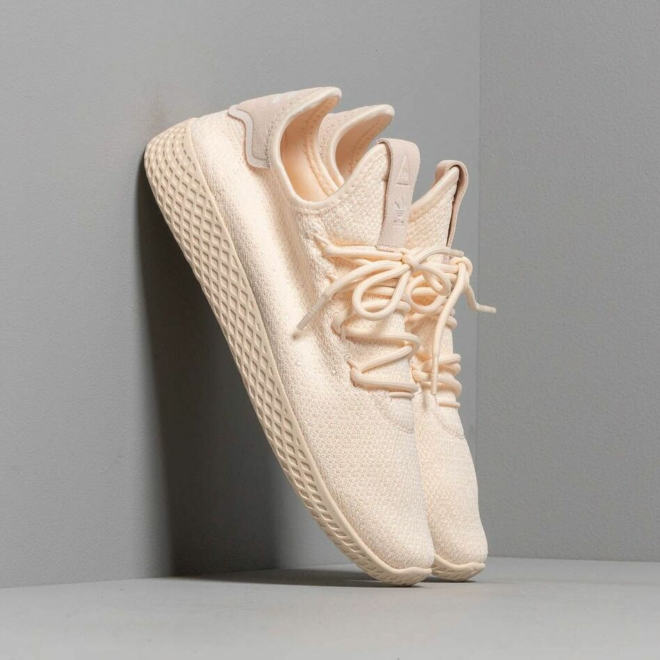 adidas Pw Tennis Hu W Ecru Tint/ Cloud White/ Core Black EUR 38 2/3