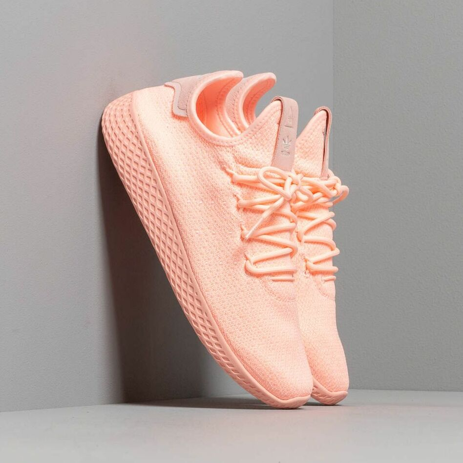 adidas PW Tennis Hu W Clear Orange/ Cloud White/ Core Black EUR 38 2/3